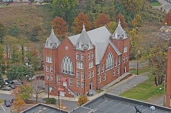 Mt. Zion Missionary Baptist Church
