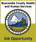 buncombe county health job