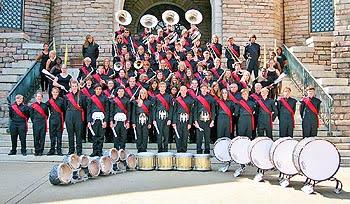 Asheville High School Band