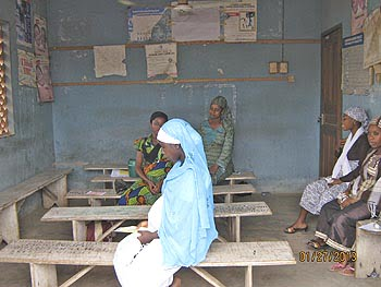 Sister City's delegate from NC forms an intenational partnership to help women's Clinic in Osogbo, Nigeria.