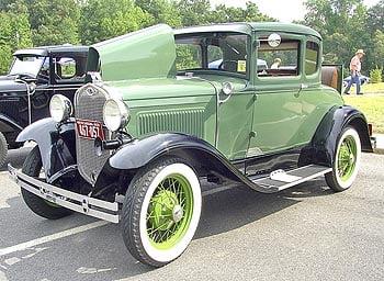 antique car2