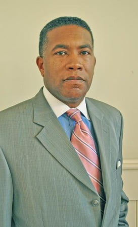 Darin J. Waters, PhD, is a Professor of History at the University of North Carolina, Asheville.   Photo: Urban News