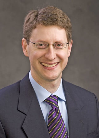 Dr. James Crandall is a board certified ophthalmologist.