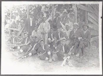In 1921, the Blue Ridge Colored Baseball League was formed. It included teams from Charlotte, Gastonia, Concord, and Winston-Salem, NC, as well as teams from Rock Hill, Spartanburg, and Anderson, SC. EW Pearson was president of the league.