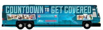Health Care Tour Bus