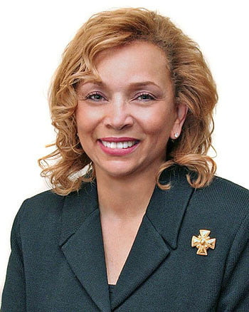 Dr. Debra Saunders-White, Chancellor  of North Carolina  Central University.