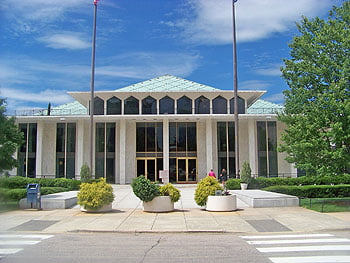 State Legislative building, Raleigh, NC.