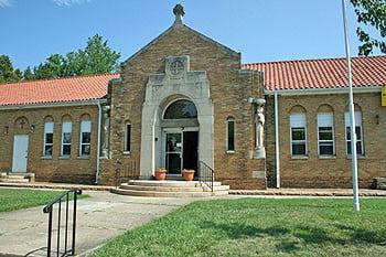 St. Anthony of Padua School, Asheville.