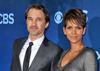 Oliver Martinez and Halle Berry