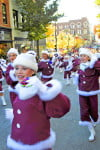 Asheville Holiday Parade.   Photo: Urban News
