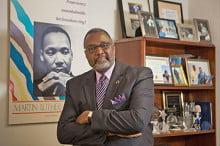 Rodney L. Johnson, Director of Parent Services, Division of Student Affairs (Ret.), George Washington University.