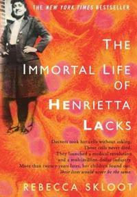 book-Immortal Life of Henrietta Lacks