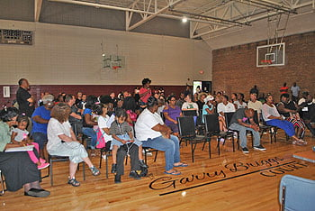 The Southside Community Addresses Street Violence… Again