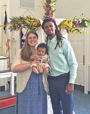 Berry Temple United Methodist Church Has a New Minister