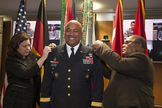 West Point Installs First African American Superintendent