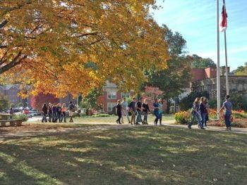 Fall Visit Day at MHU