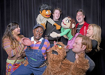 Avenue Q and More at Asheville Community Theater