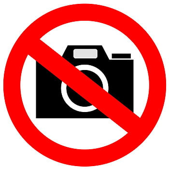 Notice: Photographing Your Completed Ballot is Against the Law