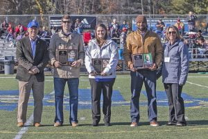 Mars Hill University 2018 Hall of Fame Inductees