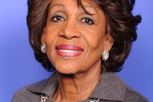 Congresswoman Maxine Waters Makes History