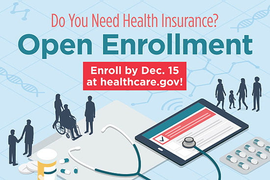 Sign Up for Health Insurance