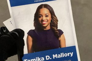 Tamika Mallory and Asheville's Jewish Community