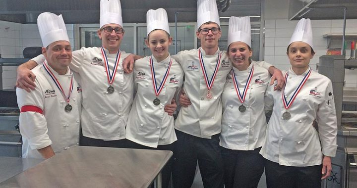 A-B Tech Student Culinary Team Wins Southeast Regional Competition