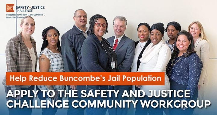 Buncombe County Seeks Members for Community Engagement Workgroup