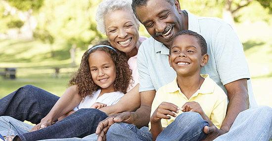 Foster Grandparents Needed