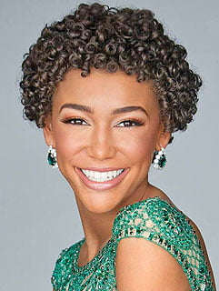 Kaliegh Garris, Miss Teen USA