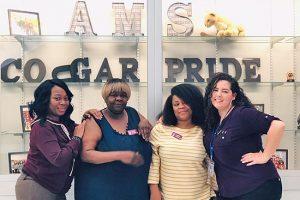 Parent Leadership Program at Asheville Middle School