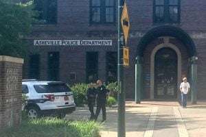 Asheville Police Headquarters To Be Named after Late  Lt. Walter Robertson
