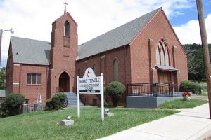Berry Temple United Methodist Church Closes