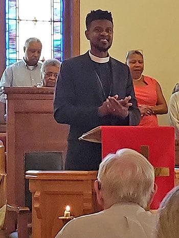 Rev. Darryl Dayson
