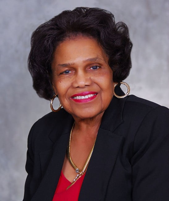 Dr. Edith Irby Jones