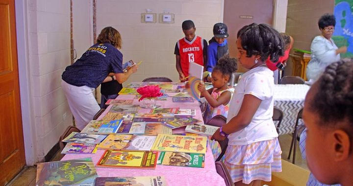 The Achievers Summer Reading Program