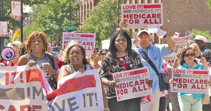 Support Medicare for All