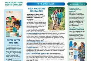 YMCA News: September 2019