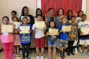 Interdenominational Ministerial Alliance Summer Reading Achievers Celebration