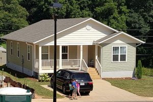 Affordable Housing Projects Now Under Way