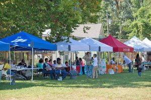 Burton Street Agriculture Fair