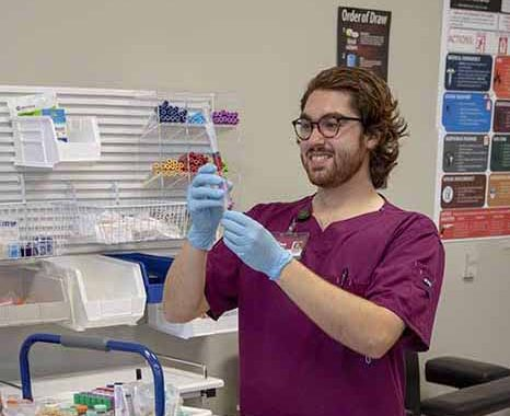 A-B Tech Phlebotomy Program Ranked Second in Nation