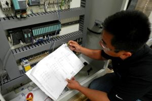 Buncombe County MSD Employment Opportunity – Electrical Technician