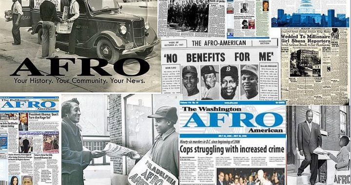 History of The Afro-American Newspaper