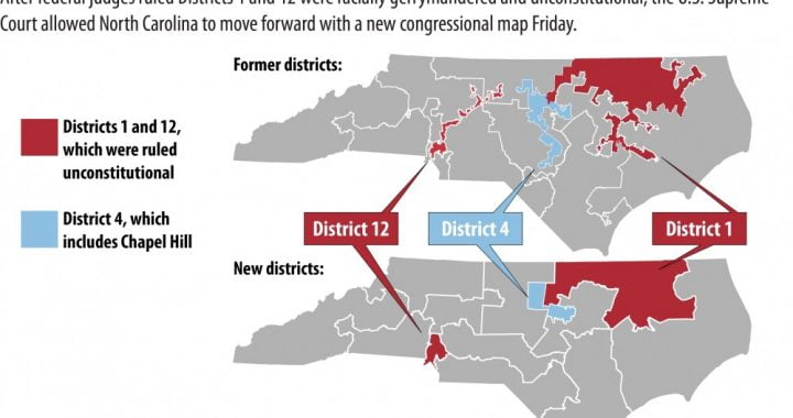 Second Set of Voting Maps Ordered for 2020 Election