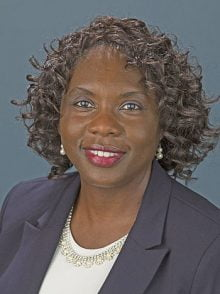 Avril Pinder, Buncombe County Manager