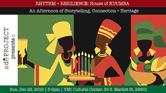 Rhythm + Resilience: House of Kuumba
