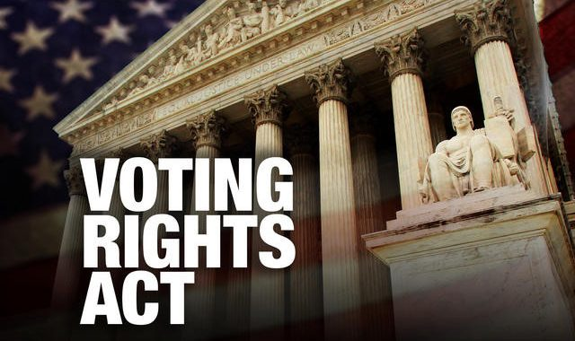 Only One Republican Supported Reauthorization of the Voting Rights Act