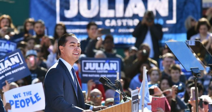 Julián Castro Endorses Elizabeth Warren