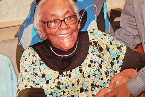 Community Celebrates the Life of Centenarian Mrs. Flora Trapp-Little